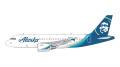 [予約]Gemini Jets 1/400 A319 アラスカ航空 N530VA