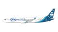 [予約]Gemini Jets 1/400 737-900ER アラスカ航空 N487AS