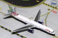 Gemini Jets 1/400 757-200 ブリティッシュエアウェイズ Animal & Trees G-CPEL