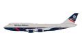 [予約]Gemini Jets 1/400 747-400 ブリティッシュエアウェイズ Landor G-BNLY