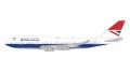 [予約]Gemini Jets 1/400 747-400 ブリティッシュエアウェイズ (レトロカラー) G-CIVB