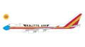 [予約]Gemini Jets 1/400 747-400(BCF) カリッタ航空 マスク塗装 フラップダウン