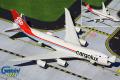 Gemini Jets 1/400 747-8F カーゴルックス航空 LX-VCA (Interactive Series)