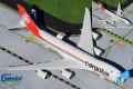 Gemini Jets 1/400 747-8F カーゴルクス LX-VCF (開閉選択式)