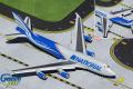 [予約]Gemini Jets 1/400 747-400BCF ナショナル航空 N952CA フラップダウン
