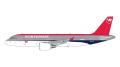"""[予約]Gemini Jets 1/400 A320 ノースウエスト航空 N365NW (""""bowling shoe"""" livery)"""