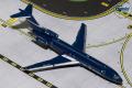 Gemini Jets 1/400 727-200 メキシコ連邦警察 XC-OPF