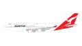 """[予約]Gemini Jets 1/400 747-400ER カンタス航空 VH-OEH """"Hervey Bay"""""""