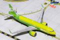 [予約]Gemini Jets 1/400 A320neo S7シベリア航空 VQ-BCF