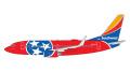 [予約]Gemini Jets 1/400 737-700W サウスウエスト航空 N922WN