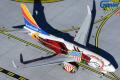 """Gemini Jets 1/400 737-700 サウスウェスト航空 N918WN """"Illinois One"""""""