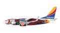 """[予約]Gemini Jets 1/400 737-700 サウスウェスト航空 N918WN """"Illinois One"""""""