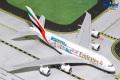 [予約]Gemini Jets 1/400 A380-800 エミレーツ航空 Real Madrid A6-EUG