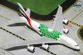 Gemini Jets 1/400 A380-800 エミレーツ航空 EXPO 2020,Green