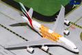 [予約]Gemini Jets 1/400 A380-800 エミレーツ航空 (Orange Expo 2020) A6-EOU