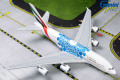 Gemini Jets 1/400 A380 エミレーツ航空 Expo 2020 Blue A6-EOC