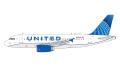 [予約]Gemini Jets 1/400 A319 ユナイテッド航空 N876UA