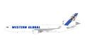 [予約]Gemini Jets 1/400 MD-11F ウエスタン・グローバル・エアラインズ N799JN
