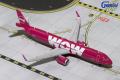 Gemini Jets 1/400 A321neo WOW航空 TF-SKY