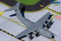 [予約]Gemini Macs 1/400 A400M アトラス フランス空軍 F-RBAN