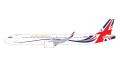 """[予約]Gemini Macs 1/400 A321neo イギリス空軍 G-XATW """"United Kingdom"""""""