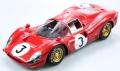 [予約]TOPMARQUES 1/18 330 P4 No.3 1967 モンツァ1000km ウィナー L.バンディーニ/C.エイモン