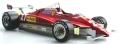 [予約]TOPMARQUES 1/18 フェラーリ 126 C2 1982 #27 ジル ビルニューブ