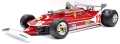[予約]TOPMARQUES 1/12 312 T4 No,12 Gilles Villeneuve Short Tail