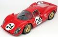 [予約]TOPMARQUES 1/12 330 P4 24hデイトナ 1967 No24 2位 マイク・パークス/ルドビコ・スカルフォッティ