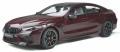 [予約]GTスピリット 1/18 BMW M8 グランクーペ (ワインレッド)