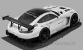 [予約]ixo (イクソ) 1/43 メルセデス AMG GT3 ホワイト レースバージョン