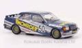 [予約]ixo (イクソ) 1/43 メルセデス 190E 2.3-16 1986年ETCC #50 T.van Dalen/B.De Dryver/M.de Deyne