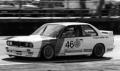 ixo (イクソ) 1/43 BMW E30 M3 1987年WTCC #46 E.Pirro / R.Ravaglia
