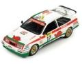 [予約]ixo (イクソ) 1/43 フォード シエラ RS コスワース 87年SPA24時間WTCC #17 A.Semoulin / J.Pareja / T.Tassin