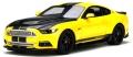 GTスピリット 1/18 フォード マスタング シェルビー GT (イエロー/ブラックストライプ)世界限定:750個
