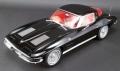 [予約]GTスピリット 1/12 シボレー コルベット 1963(ブラック)US Exclusive
