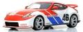 [予約]GTスピリット 1/18 BRE 日産 370Z 40th アニバーサリーエディション(レッド/ホワイト/ブルー)US Exclusive