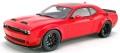 [予約]GTスピリット 1/18 ダッジ チャレンジャー SRT ヘルキャット レッドアイ(レッド) US Exclusive