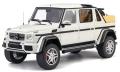 [予約]GTスピリット 1/18 メルセデス マイバッハ G650 ランドレー(ホワイト) 国内限定数: 200個