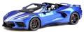 [予約]GTスピリット 1/18 シボレー コルベット スティングレイ コンバーチブル 2021 (ブルー) US Exclusive
