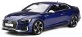 [予約]GTスピリット 1/18 アウディ RS 5(ブルー)世界限定 999個