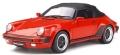 [予約]GTスピリット 1/18 ポルシェ 911 3.2 スピードスター(レッド)世界限定 999個