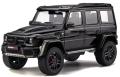 [予約]GTスピリット 1/18 ブラバス 500 4x4² (ブラック)世界限定:1,500個