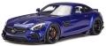 [予約]GTスピリット 1/18 AMG GT プライア デザイン(ブルー)世界限定:1,500個