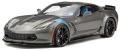 [予約]GTスピリット 1/18 シボレー コルベット グランスポーツ 2017(グレー)世界限定:1,500個