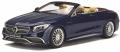 [予約]GTスピリット 1/18 メルセデス AMG S65 コンバーチブル(ブルー)世界限定:1,000個
