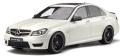 [予約]GTスピリット 1/18 メルセデスベンツ C63 AMG セダン (W204)(ホワイト) 世界限定:500個