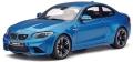 [予約]GTスピリット 1/18 BMW M2 クーペ 2016(ブルー)
