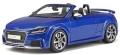 [予約]GTスピリット 1/18 アウディ TT RS ロードスター(ブルー)世界限定500個