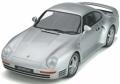 [予約]GTスピリット 1/12 ポルシェ 959(シルバー)世界限定数:959個